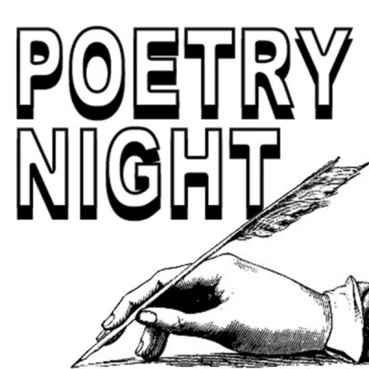 Poetry Night at Raue Center