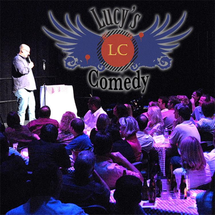 LUCY'S COMEDY SHOW at RAUE CENTER