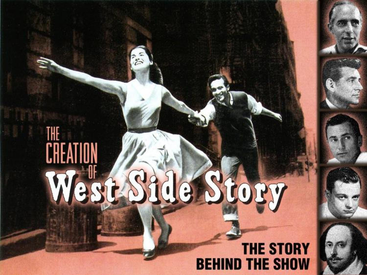 The Creation of West Side Story - Musical Matinee Show