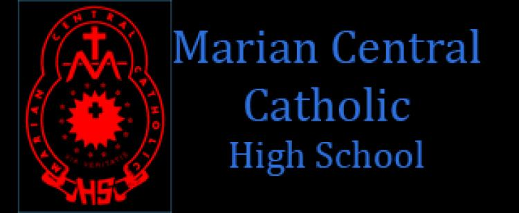 First Day of Classes Grades 9-12 @ Marian Central Catholic High School