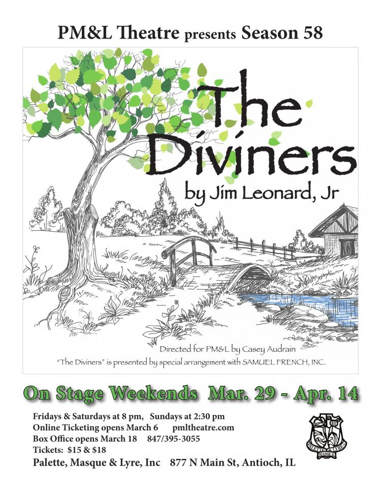 The Diviners at PM&L Theatre