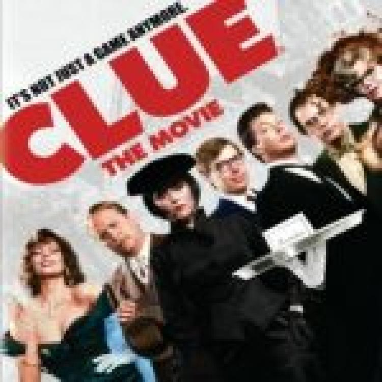 RaueNOW FILM SERIES: CLUE (MEMBERS ONLY)