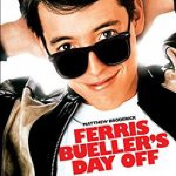 RaueNOW FILM SERIES: FERRIS BUELLER'S DAY OFF (MEMBERS ONLY)