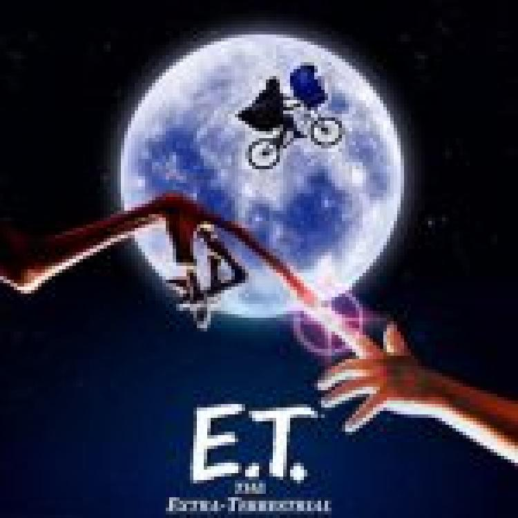 RaueNOW FILM SERIES: E.T. (MEMBERS ONLY)