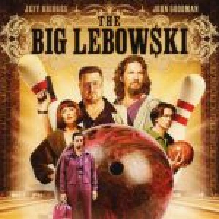 RaueNOW FILM SERIES: THE BIG LEBOWSKI (MEMBERS ONLY)