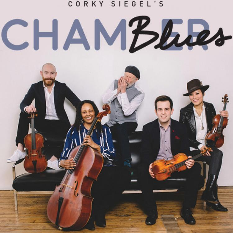 Corky Siegel's Chamber Blues: Featuring Tracy Nelson @ Raue Center