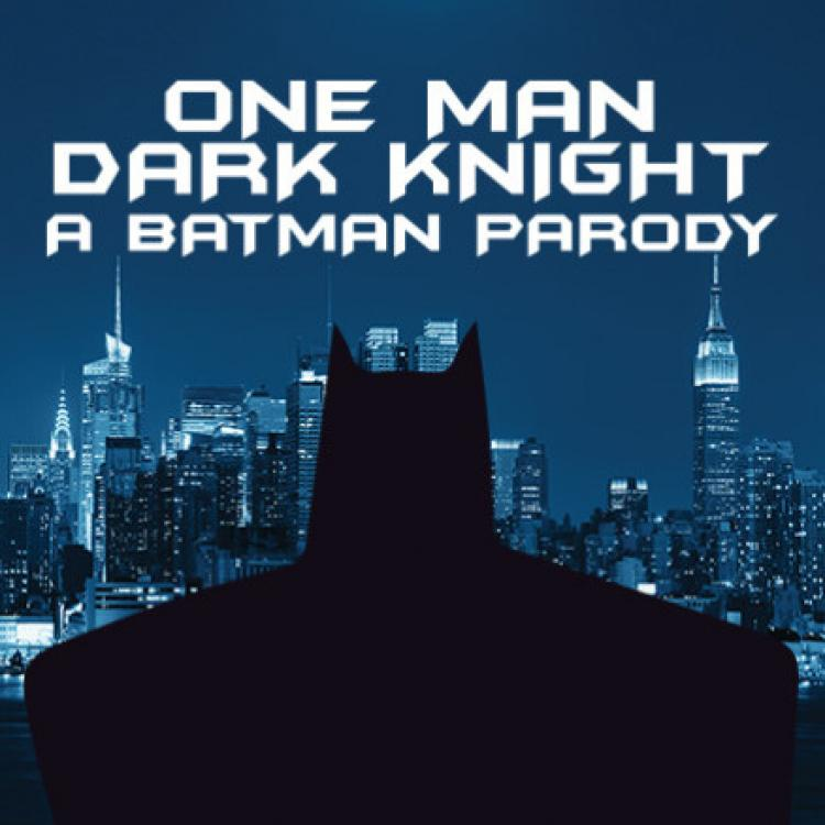 One Man Dark Knight @ Raue Center