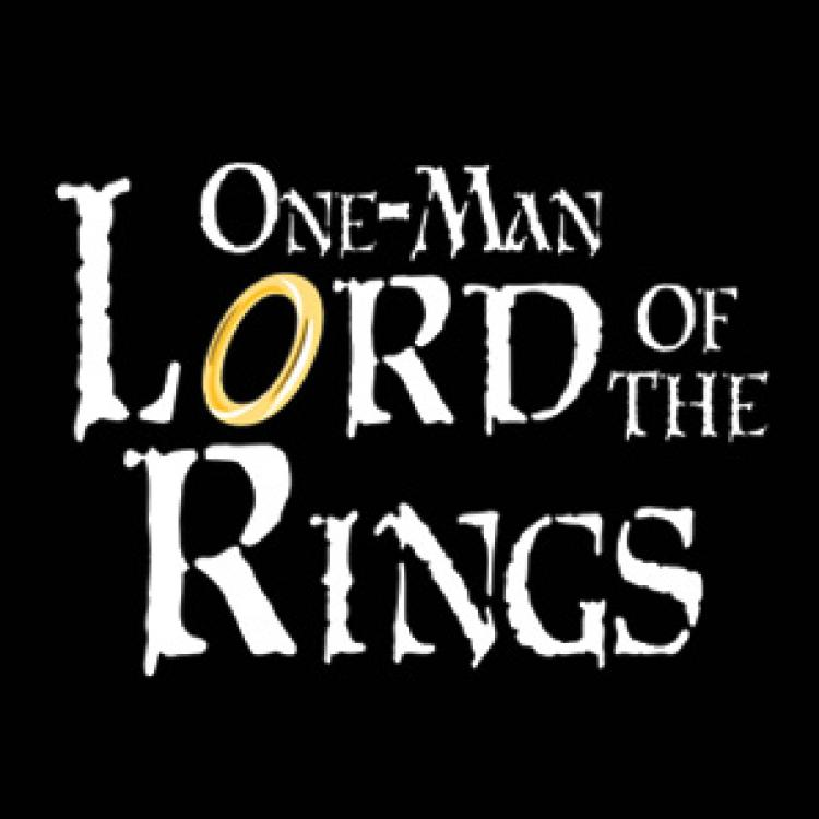 One Man Lord of the Rings @ Raue Center