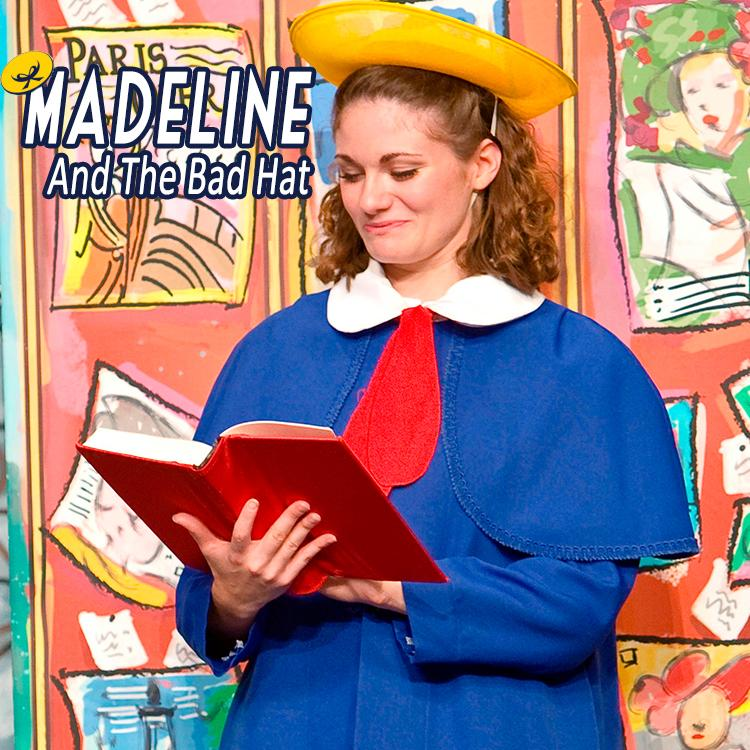 Madeline and the Bad Hat @ Raue Center