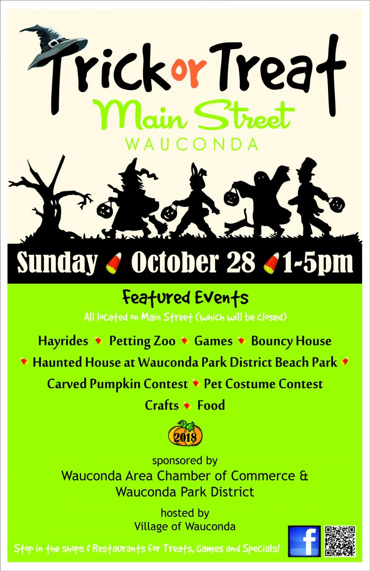 Trick or Treat on Main Street - Wauconda