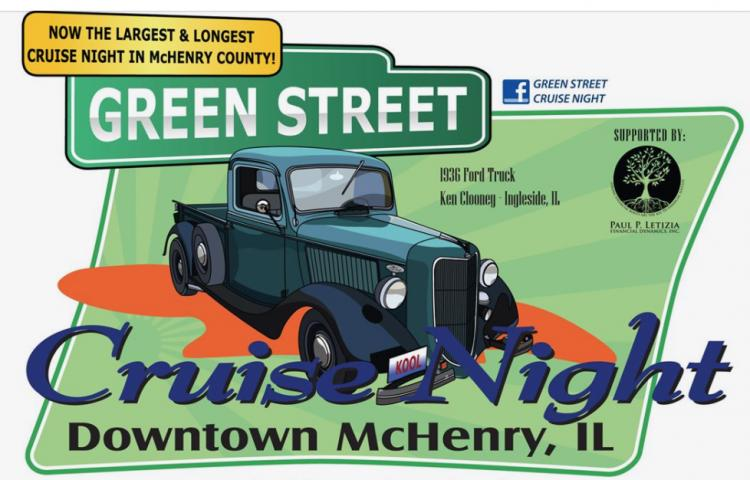 Green Street Cruise Night