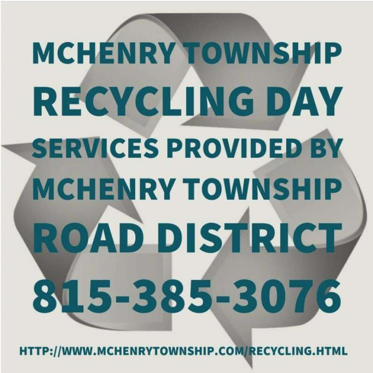 McHenry Township Recycling Day