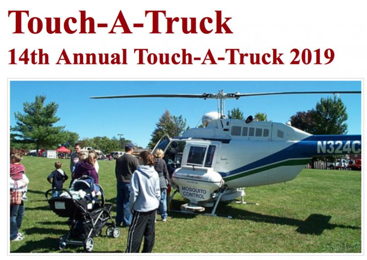 TOUCH a TRUCK at McHenry Township