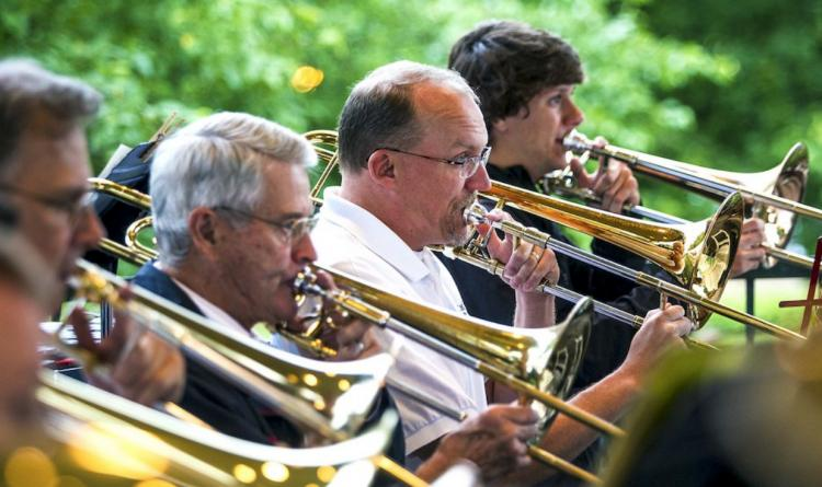 McHenry  Summer/Fall Concert Series