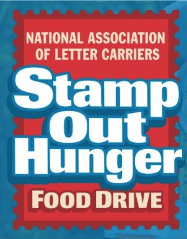 Stamp Out Hunber Food Drive