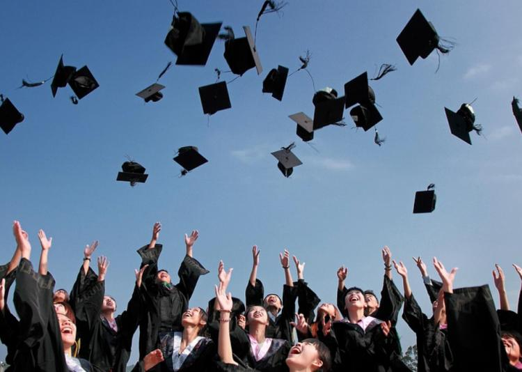 GRADUATION DATES for Area Schools