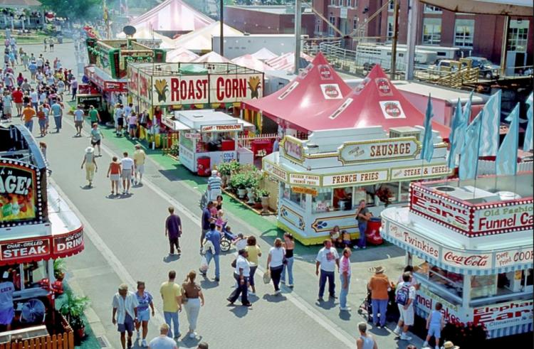 FAIR LIST - List of County and State Fairs