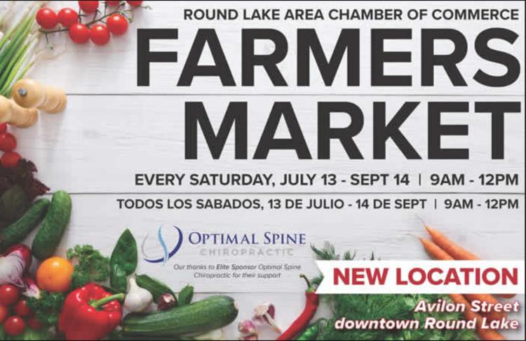 Round Lake Area Farmers' Market
