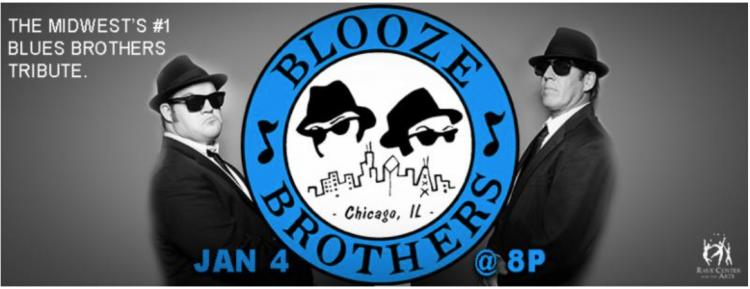 BLOOZE BROTHERS at the Raue