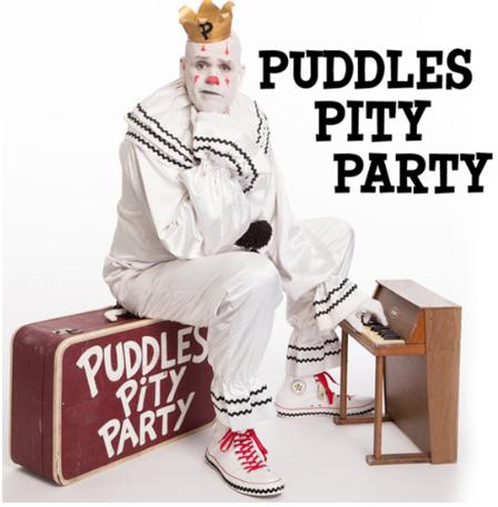 PUDDLES PITY PARTY_Raue Center