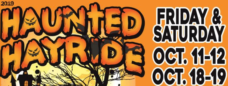 Haunted Hayride - Petersen Park