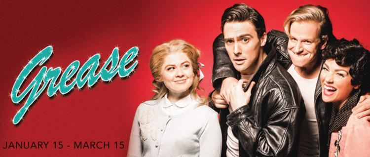 CANCELLED  - GREASE -  at the Marriott Lincolnshire