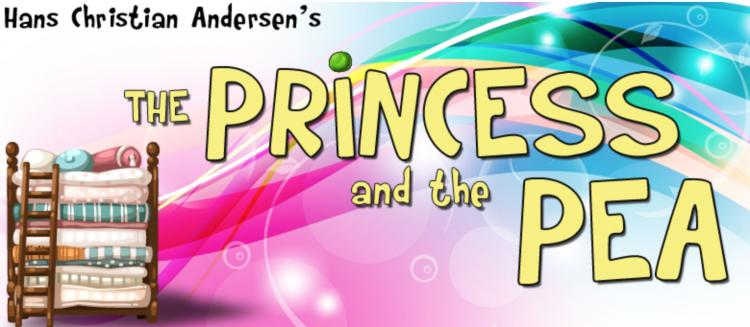 PRINCESS & THE PEA @ Marriott Lincolnshire (Childrens)