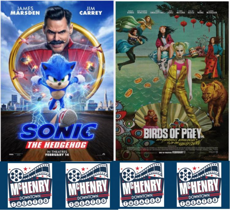 MOVIES at McHenry Downtown Theater
