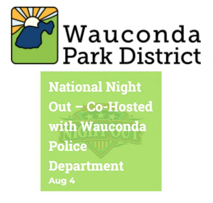 National Night Out - Wauconda