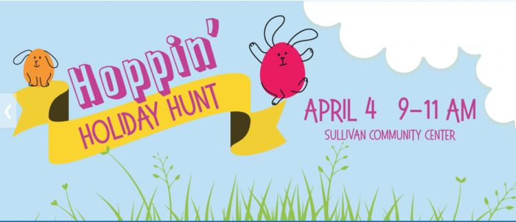 CANCELLED - Hoppin Holiday Hunt - Vernon Hills