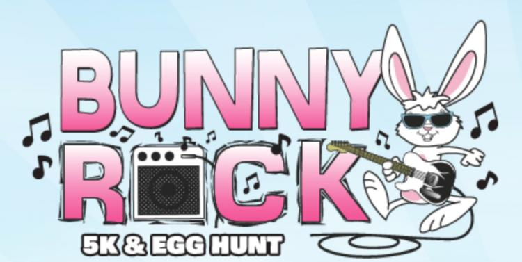 Cancelled - Bunny Rock 5K and Egg Hunt - Dave & Busters