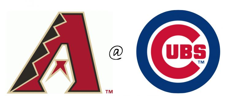 Postponed - Diamondbacks @ CUBS