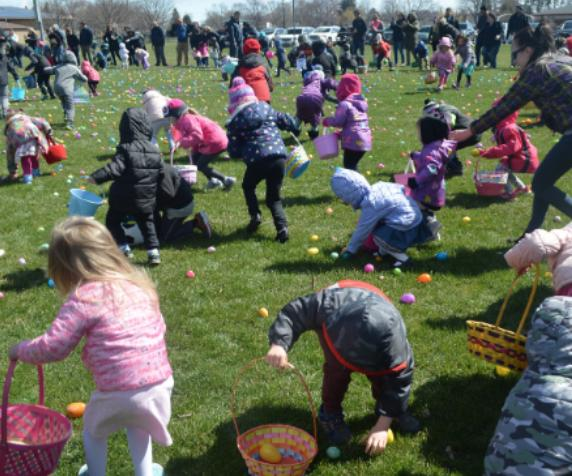 Cancelled - EGG HUNT (Wildwood)