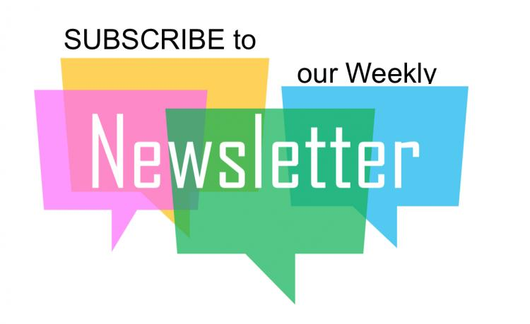 Get this information in your Inbox - Sign Up!