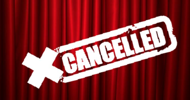 Why we list some Cancelled Events?