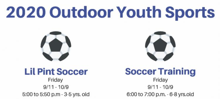 SOCCER Training - (6-8 Year Olds)