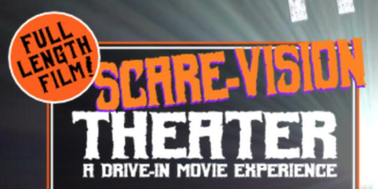 SCARE VISION THEATER at DUNGEON OF DOOM - Zion - Reservations Required!