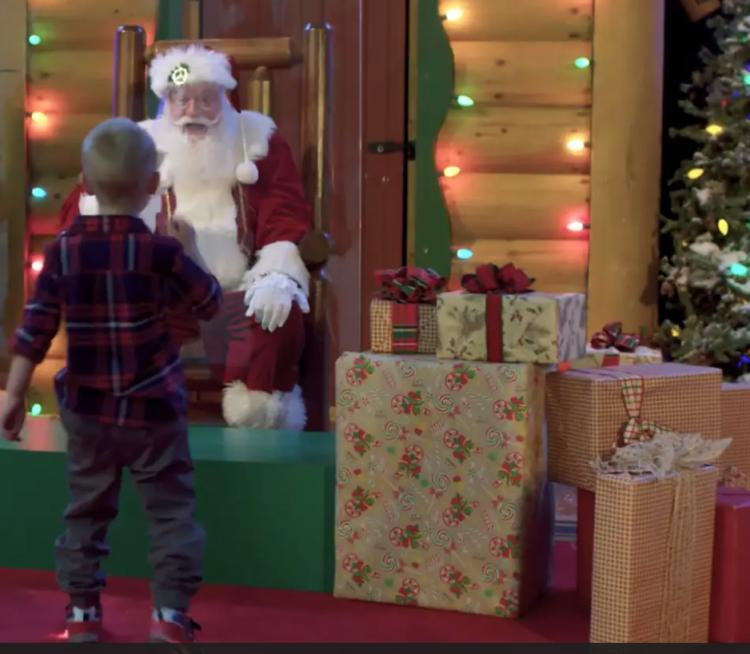 See or Hire Santa - In Person or Virtually