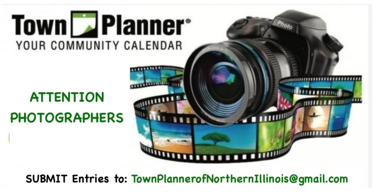 Calling All Photographers! Accepting Entries for the 2022 Town Planner Calendar