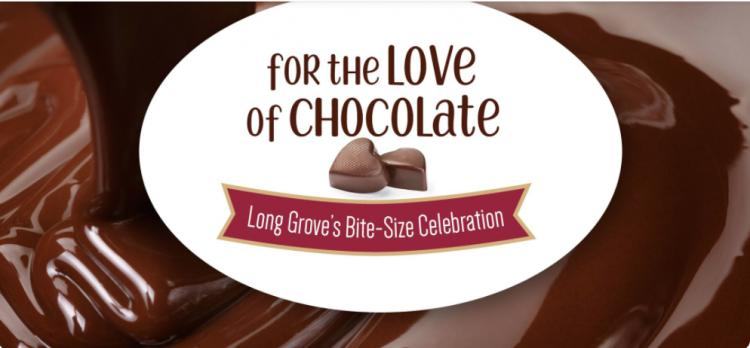 For the Love of Chocolate: Long Grove
