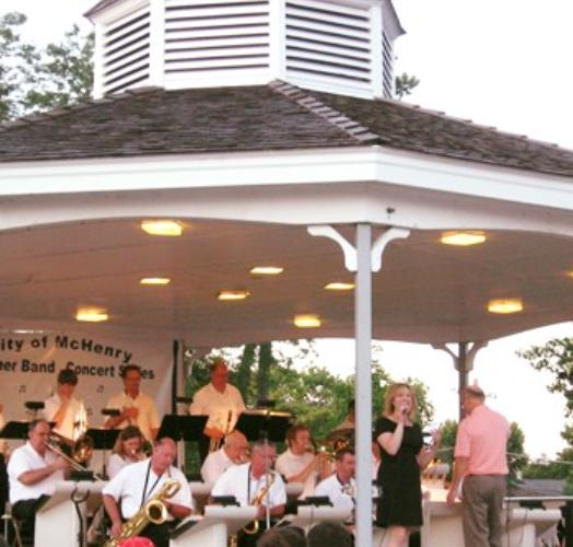 MCHENRY CITY BAND - LIVE MUSIC - Pearl Street Market