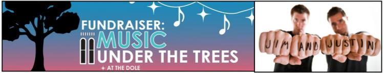 Music Under the Trees - Schedule