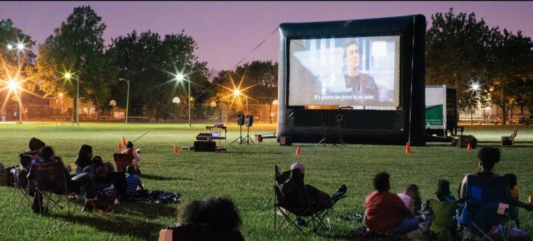 FREE Movies at the Point!