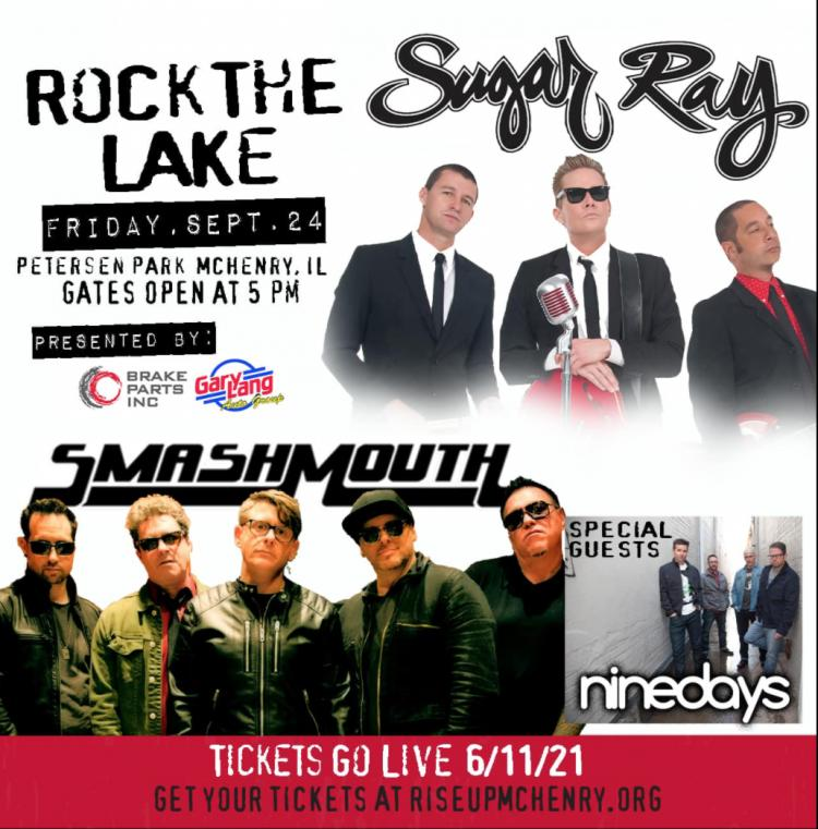 ROCK THE LAKE - McHenry