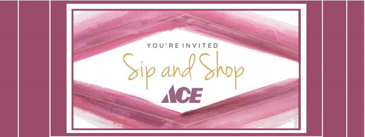 Sip & Shop @ Palmetto Ace