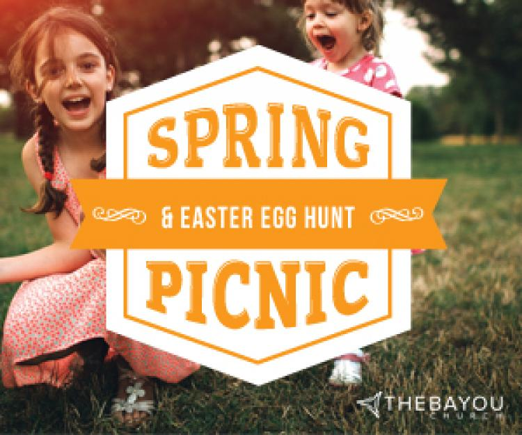Spring Picnic & Easter Egg Hunt