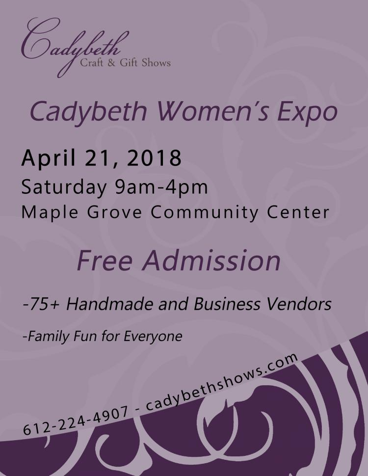 Women's Expo - Cadybeth 6th Annual