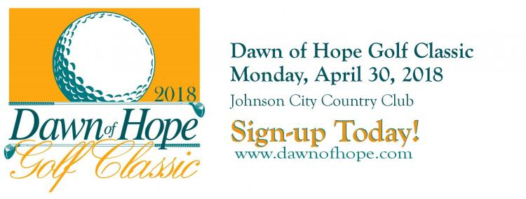 The Dawn of Hope Foundation 31st Annual Golf Classic
