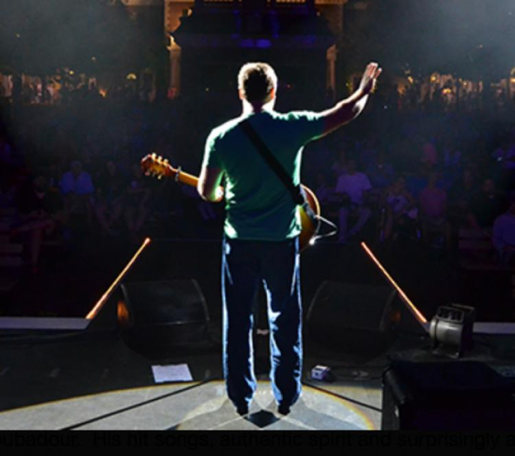 Edwin McCain Live at Newberry Opera House