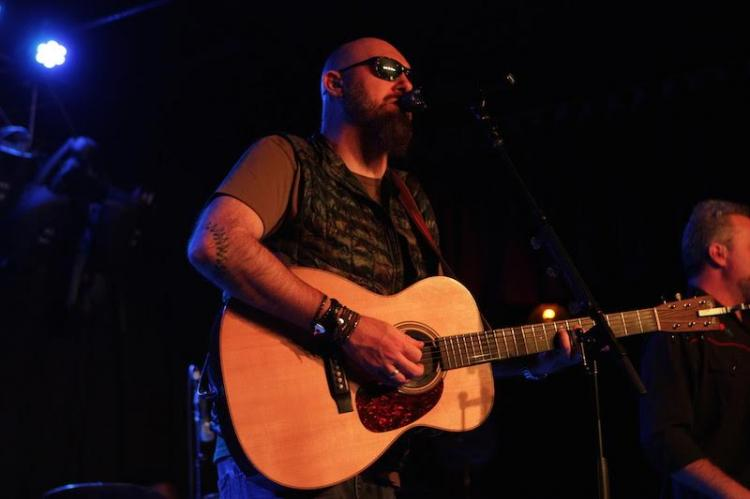 Corey Smith Live at The Caverns- Pellham, TN